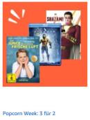 Amazon.de: Popcorn Week: 3 für 2 (27.09. bis 06.10.19, knapp 4.000 Artikel)