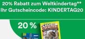 Thalia.de: 20% Rabatt zum Weltkindertag (nur heute gültig) mit z.B. Der Wind in den Weiden – Mediabook für 6,79€ inkl. VSK