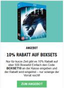 Zavvi.de: EXTRA 10% RABATT auf ausgewählte Boxsets z.B. Clint Eastwood Westerns Collection für 12,14€ + VSK