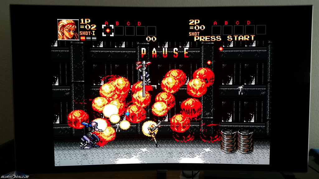 3 Contra Hard Corps
