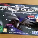 4 Mega Drive Mini Karton