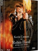 [Vorbestellung] Amazon.de: Robin Hood – König der Diebe -Limited Mediabook Edition +  Steelbook für 36,94€ / 32,94€ inkl. Versand