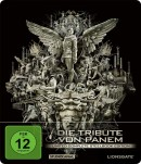 Amazon.de: Die Tribute von Panem – Limited Complete Steelbook Edition (4 Disc 4K Ultra-HD) (+ 4 Blu-ray) für 44,97€ inkl. VSK