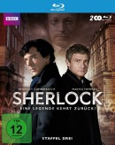 Amazon.de: Sherlock – Staffel 3 [Blu-ray] für 8€ + VSK