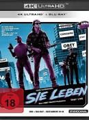 Amazon.de: Sie leben / 4K Ultra HD (+BR) [Blu-ray] für 14,99€ + VSK