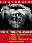 Mueller.de: The Expendables Trilogy Steelbook [Blu-ray] für 12,99€