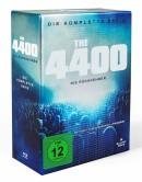 Amazon.de: 4400 – Die Rückkehrer – Die komplette Serie [Blu-ray] für 39,97€ inkl. VSK