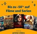 Amazon Primevideo: Bis zu 50% auf Serien & Filme bei Amazon Prime (z.B. Sleepy Hollow für 3,98€ oder The Handmaid's Tale Staffel 1 für 9,98€)