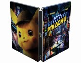 Amazon.fr: Detective Pikachu: Ultimate Edition – 4K Ultra HD + Blu-ray 3D + Blu-ray – SteelBook für 16,99€ + VSK