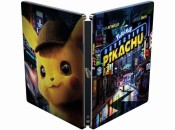 Amazon.fr: Detective Pikachu: Ultimate Edition – 4K Ultra HD + Blu-ray 3D + Blu-ray – SteelBook für 16,99€ + VSK