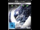 Saturn.de: Alien – 40th Anniversary Edition (4K Ultra HD Blu-ray + Blu-ray) für 14,99€ inkl. VSK