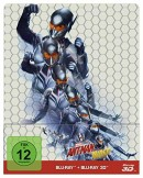 Dodax.de: Ant-Man and the Wasp Steelbook (Blu-ray 3D + Blu-ray) für 13,99€ inkl. VSK