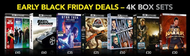 Zoom.co.uk: Early Black Friday Deals