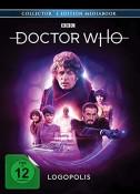 [Fotos] Doctor Who – Logopolis – MediaBook (Blu-ray)
