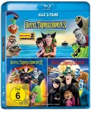 Saturn.de: Entertainment Weekend Deals mit Hotel Transsilvanien 1-3 [Blu-ray] für 8,99€ inkl. VSK