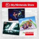 My Nintendo: 3 SNES Poster KOSTENLOS (4 EUR Versandkosten)