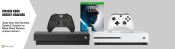 Saturn.de: Xbox One Bundles, Spiele & Zubehör zu Black Week Aktionspreisen