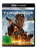 Zavvi.de: Terminator 5 – Genisys (4K Ultra HD) [Blu-ray] für 11,99€ + 1,49€ VSK