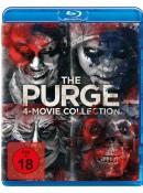 [Vorbestellung] Media-Dealer.de: The Purge (4 Movie Collection Box-Set) [Blu-ray] 21,99€ + VSK