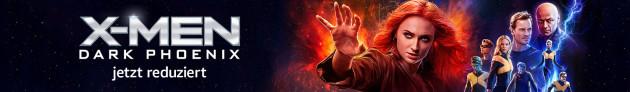 Amazon.de: Cyber Monday Wochenende – Tagesangebot 30.11.19 – X-Men reduziert