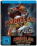 [Vorbestellung] Saturn.de: Zombieland – Doppelt hält besser Steelbook [Blu-ray] für 19,99€ inkl. VSK