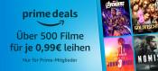 Amazon Prime Deals: Über 500 Filme leihen für je 0,99€. Nur für Prime-Mitglieder. (gültig bis 01.12.2019)