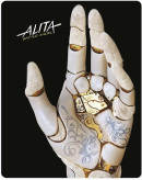 MediaMarkt.de: Alita: Battle Angel (Steelbook) (2 Disks) [3D Blu-ray (+2D)] für 14,99€ inkl. VSK