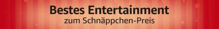 Amazon.de: Bestes Entertainment zum Schnäppchen-Preis