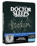 Amazon.de: Stephen Kings Doctor Sleeps Erwachen Steelbook [Blu-ray] für 16,99€ + VSK