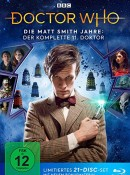 Amazon.de: Doctor Who – Die Matt Smith Jahre: Der komplette 11. Doktor [Blu-ray] für 87,99€ inkl. VSK