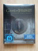 [Review] Game of Thrones – Staffel 8 (Limitiertes 4K Ultra HD Steelbook)