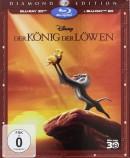 Amazon.de: Der König der Löwen – Diamond Edition (3D + 2D Blu-ray) für 12,67€ + VSK