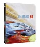 MediaMarkt.de: Le Mans 66 (Limited Edition nur 850 Stück) Steelbook [Blu-ray] für 18,99€ + VSK