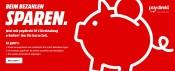 MediaMarkt.de & Saturn.de: Mit Paydirekt zahlen, 10€ Direktabzug erhalten (50€ MBW)