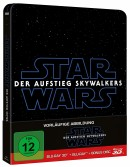 [Vorbestellung] CeDe.de: Star Wars – Der Aufstieg Skywalkers 3D (Steelbook) [3 Blu-ray] 24,99€ inkl. VSK