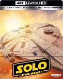 CeDe.de: Solo: A Star Wars Story (Steelbook, inkl. 2D) [4K Blu-ray] für 18,49€ inkl. VSK