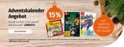 Müller.de: 15% auf alle Switch & Nintendo 3DS Spiele (nur gültig am 13.12.2019)