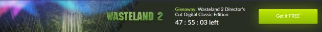 GOG: Wasteland 2 Director's Cut [PC] KOSTENLOS!