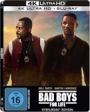 [Vorbestellung] Bad Boys for Life (Amazon exklusiv Steelbook) [UHD + Blu-ray]