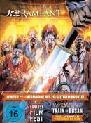 Saturn.de Entertainment Weekend Deals – z.B. Rampant (Mediabook) [2 Blu-ray] für 15€ inkl. VSK