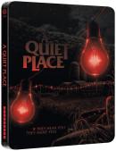 [Vorbestellung] Zavvi.de: A Quiet Place (exklusives Mondo Steelbook) [4K UHD + Blu-ray] für 29,99€ + VSK