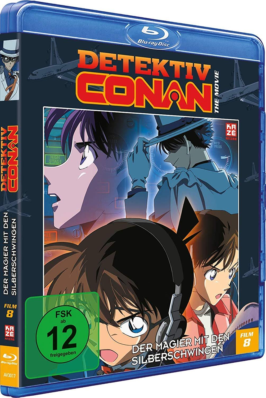 Detektiv Conan Der Magier Mit Den Silberschwingen Stream