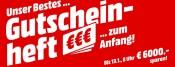 MediaMarkt.de: Gutscheinheft mit über 6.000 € Ersparnis (bis 13.01.20, 8 Uhr)