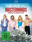 Amazon.de / Thalia.de: Masterminds [Blu-ray] für 4,39€ + VSK