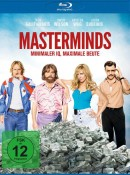 Amazon.de / Thalia.de: Masterminds [Blu-ray] für 4,39€ + VSK