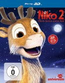 Amazon.de: Niko 2 – Kleines Rentier, großer Held (inkl. 2D-Version) [3D Blu-ray] für 4,99€ + VSK