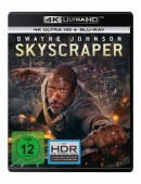 Amazon.de: Skyscraper (4K Ultra HD) (+ Blu-ray 2D) für 15€ + VSK