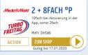 MediaMarkt.de: 10-fach Punkte (entspricht 5%) bei Payback (nur über die App und nur heute gültig)