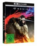 [Vorbestellung] MediaMarkt.de: 47 Ronin (4K UHD Steelbook) [4K UHD + Blu-ray] für 30,99€ inkl. VSK