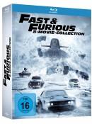 Amazon.de: Tagesangebot – Fast & Furious – 8 Movie Collection [Blu-ray] für 24,97€
